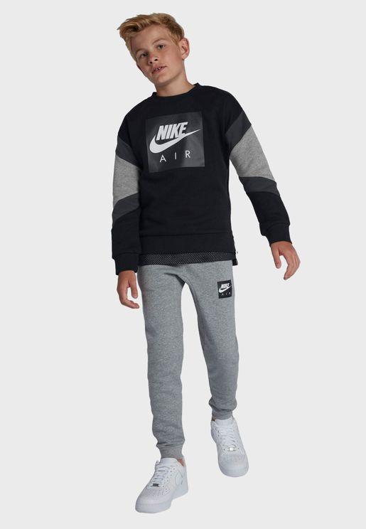 Youth Air Sweatshirt