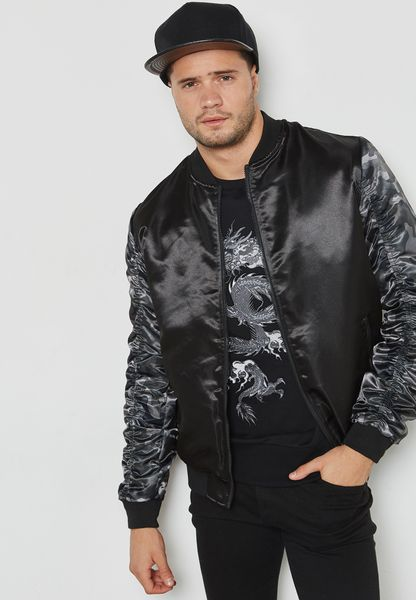 Tigers Bomber Jacket