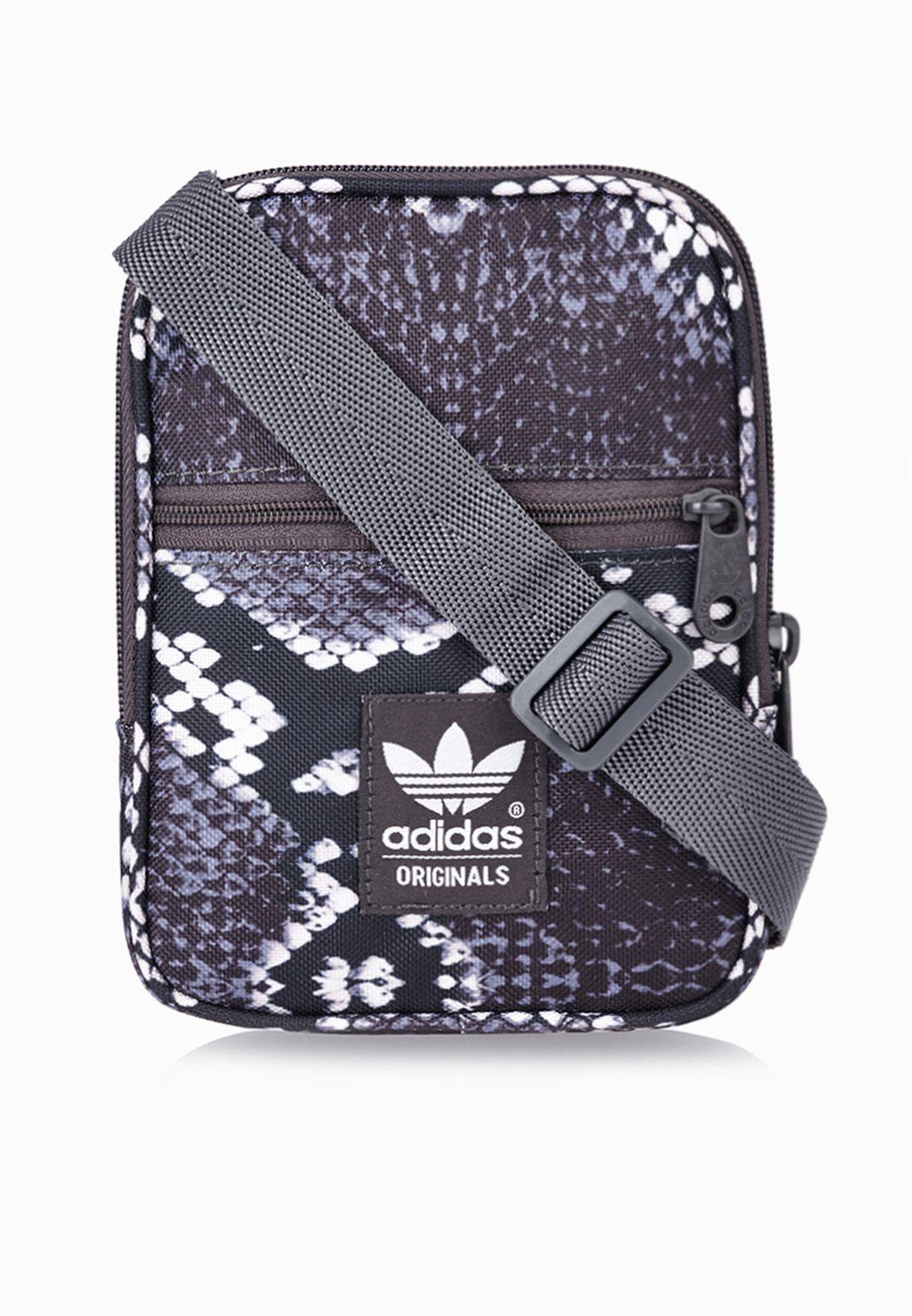 Shop adidas Originals grey Festival Bag AB2737 for Men in Bahrain -  AD478AC38GOJ ce19a30b6ee31