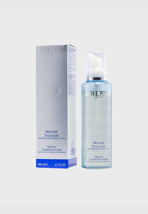 Gentle Cleansing Foam Face And Eye Makeup Remover