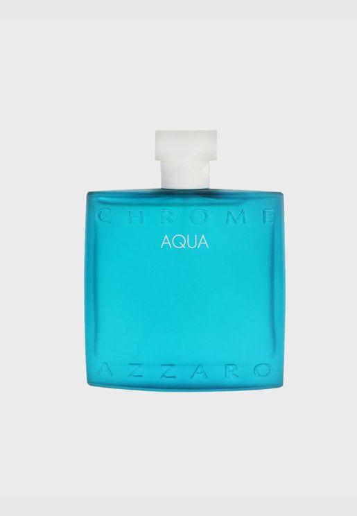 Chrome Aqua ماء تواليت سبراي