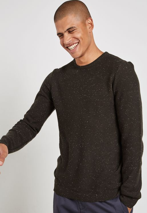 Slim Fit Sweater