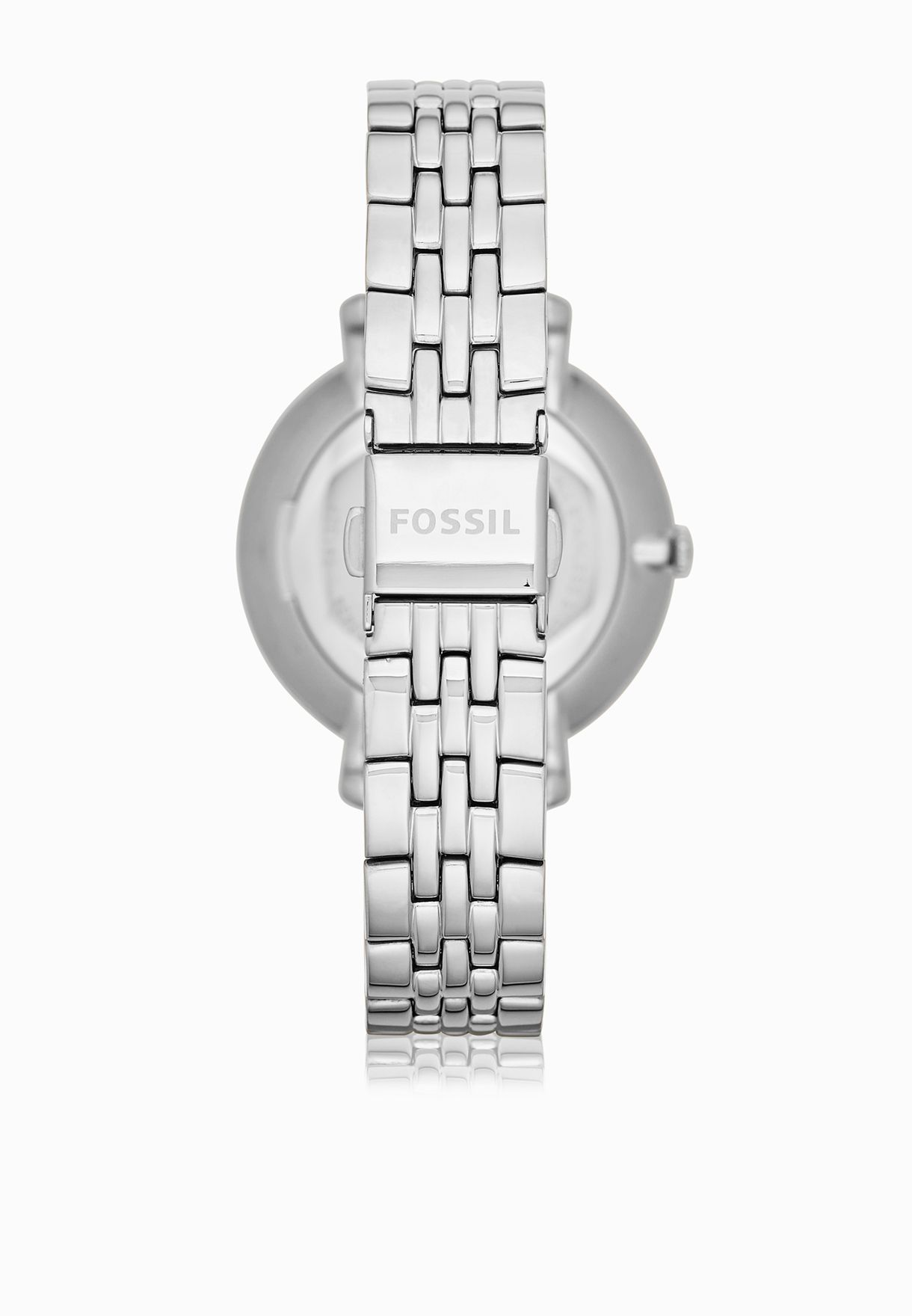 Jacqueline Stainless Steel Watch