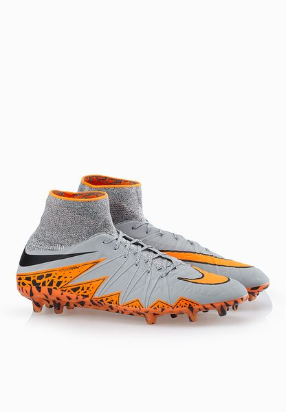 Shop Nike grey Hypervenom Phantom II FG 747213-080 for Men in UAE -  NI727SH38RXP
