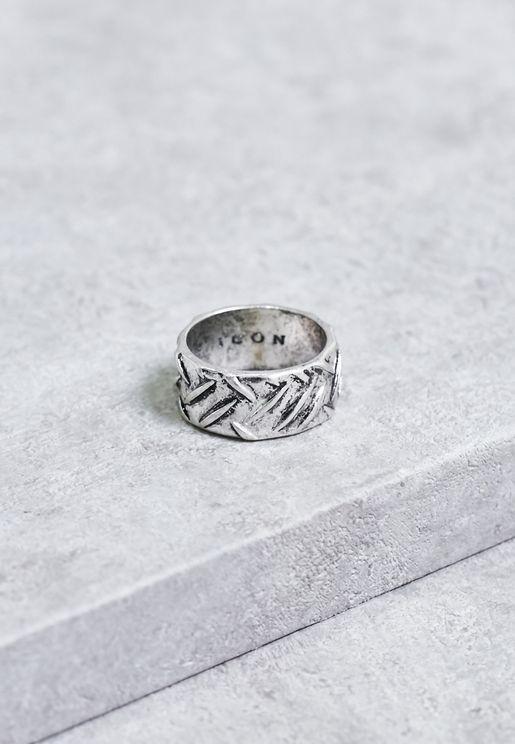 Large Grip Step Ring