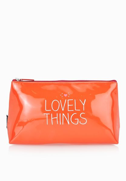 Lovely Things Cosmetic Bag