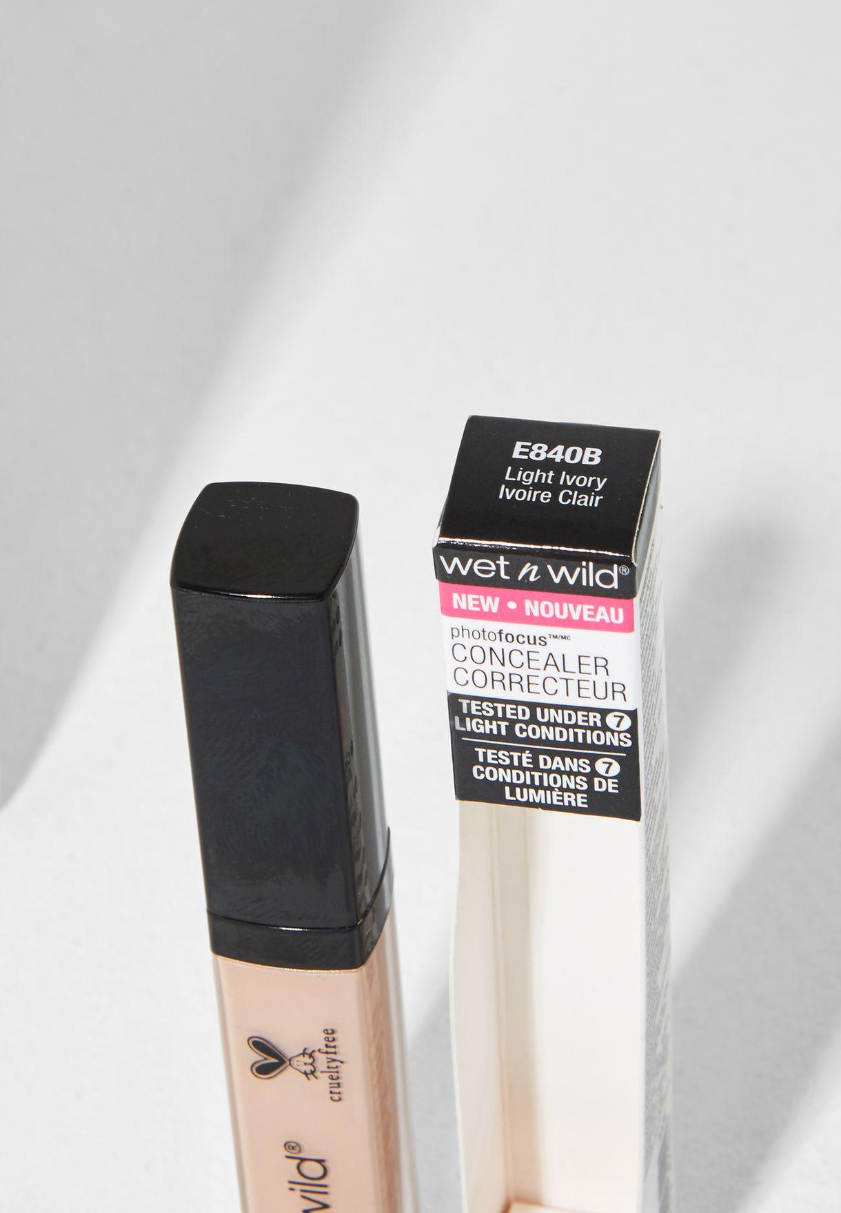 Photo Focus Concealer - Light Ivory