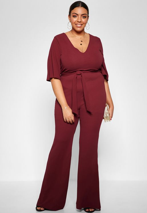 2b9f301fe7 Plus Size Jumpsuits and Playsuits for Women