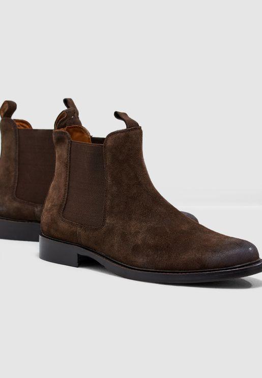 Normanton Boots