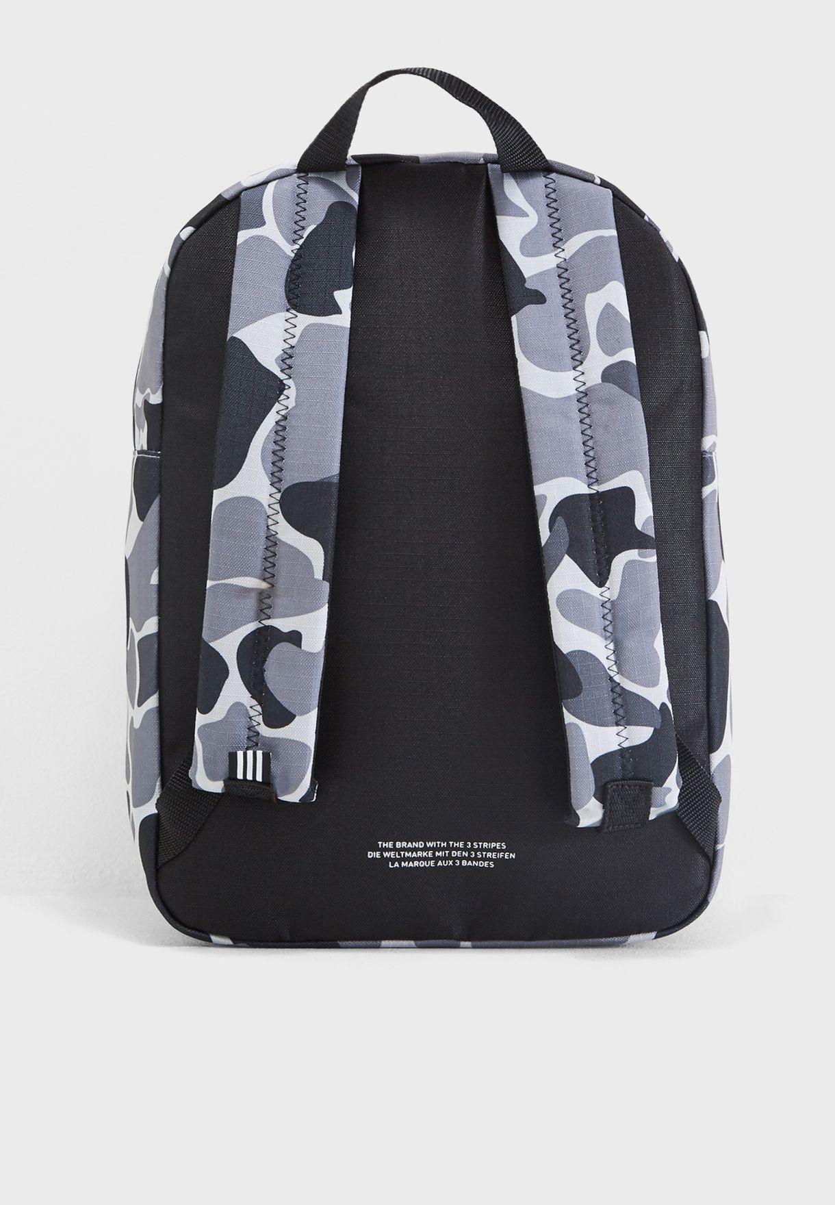 b3b25713b7fc Adidas Originals Blue Backpack Camo