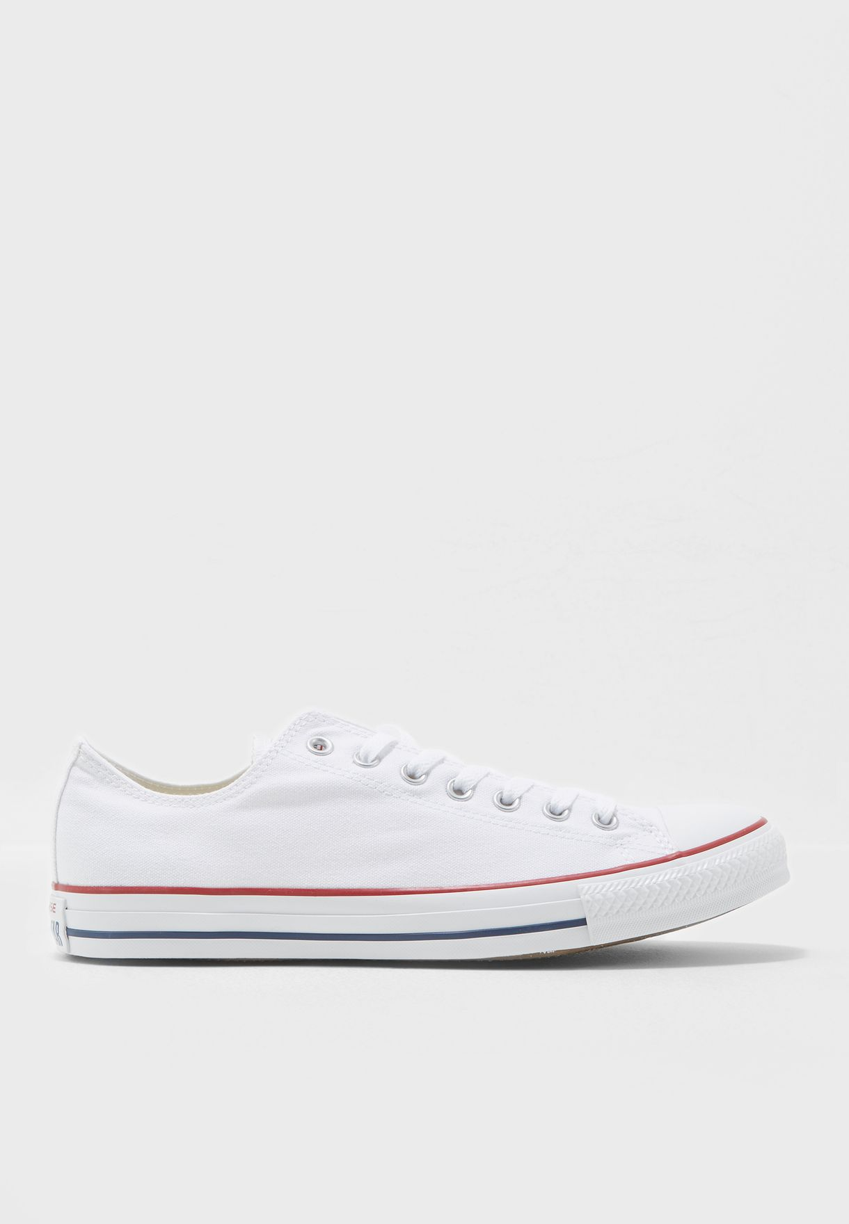 1342980355d Shop Converse white Chuck Taylor All Star Core M7652-100 for Men in ...