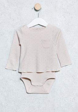 Infant Printed Body Suit
