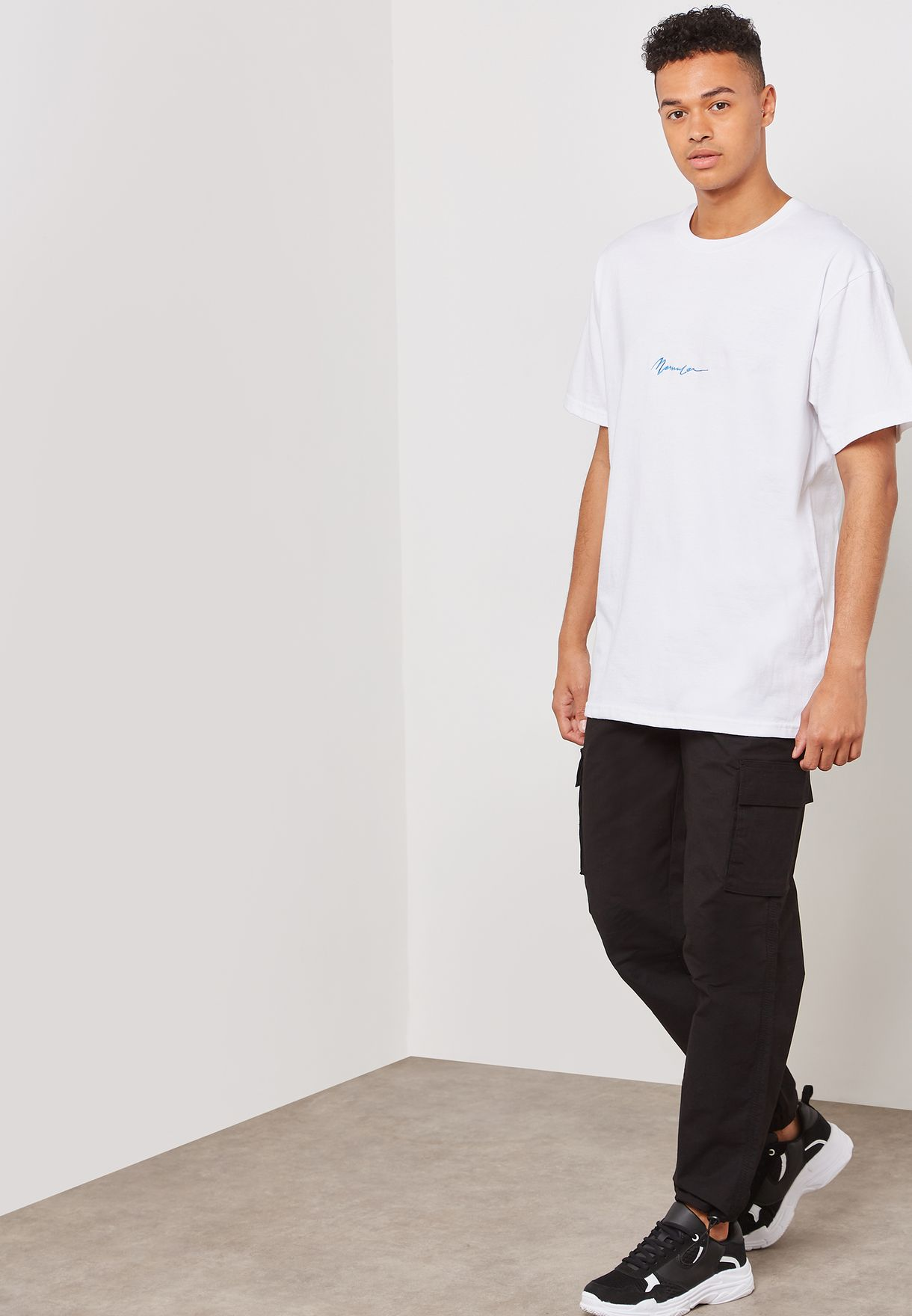 Ripstop Tapered Trousers