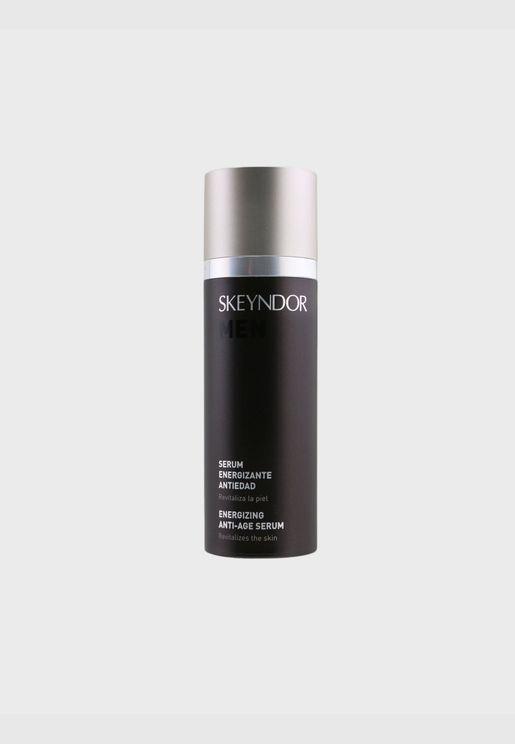 Men Energizing Anti-Age Serum SPF 10 - Revitalizes The Skin