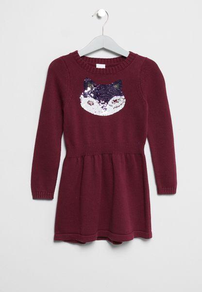 Little Sweater Dress