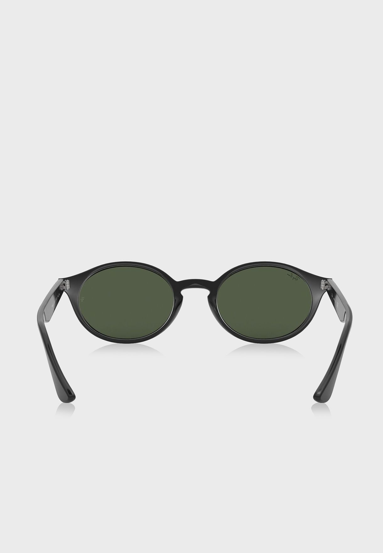 a9f9399b80 Shop Ray-Ban black 0RB4315 Wayfarer Sunglasses 8.05367E+12 for Men ...