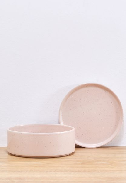 Sediment Bowl&Plt Set