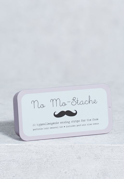 No Mostache Portable Hair Removal Kit
