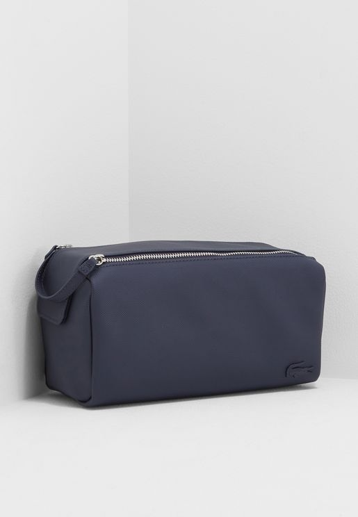 Classic Double Zip Toiletry Bag