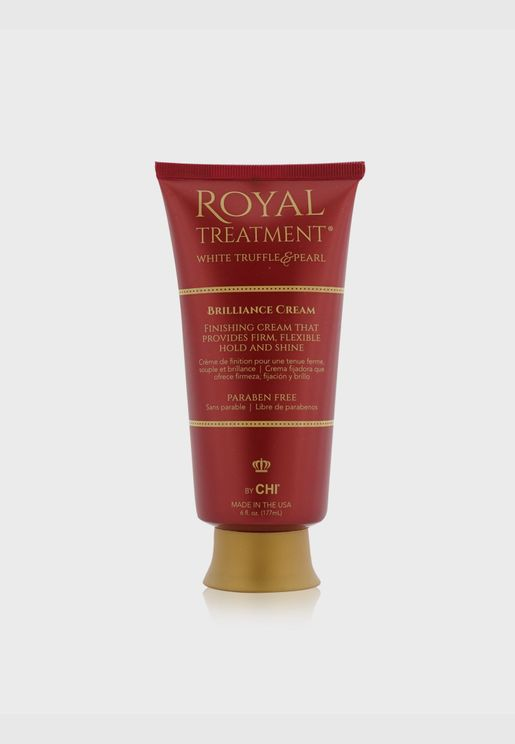 Royal Treatment Brilliance Cream (Provides Firm, Flexible Hold and Shine)