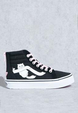 SK8-Hi Zip Sneakers Kids
