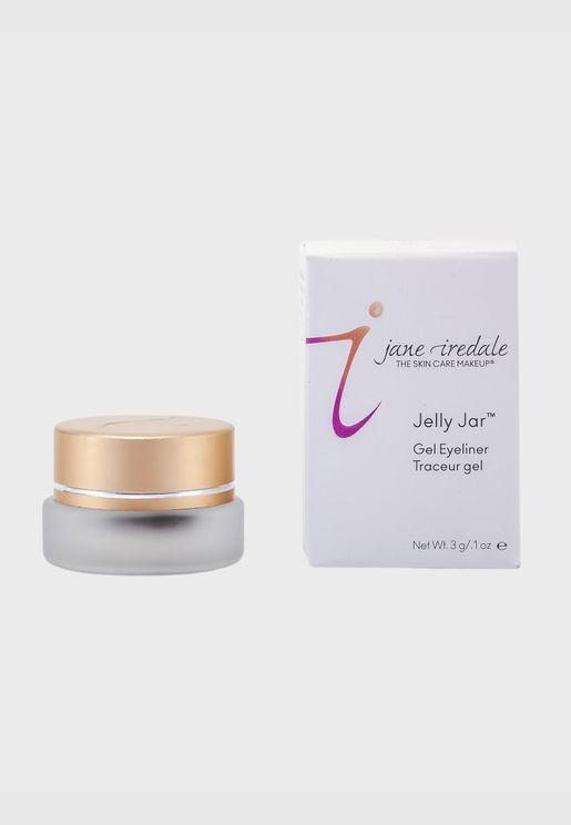 Jelly Jar محدد عيون جل - # أسود
