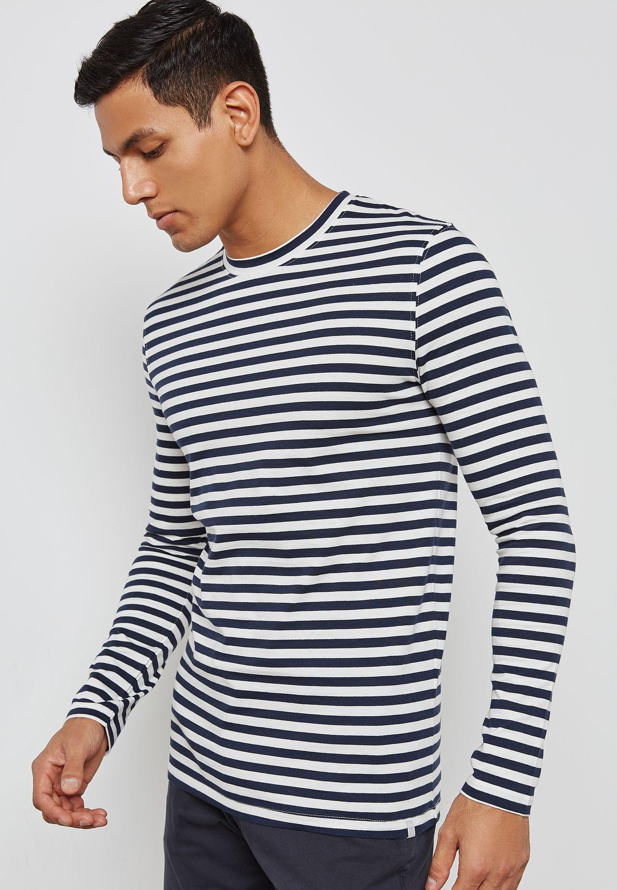 North Striped T-Shirt