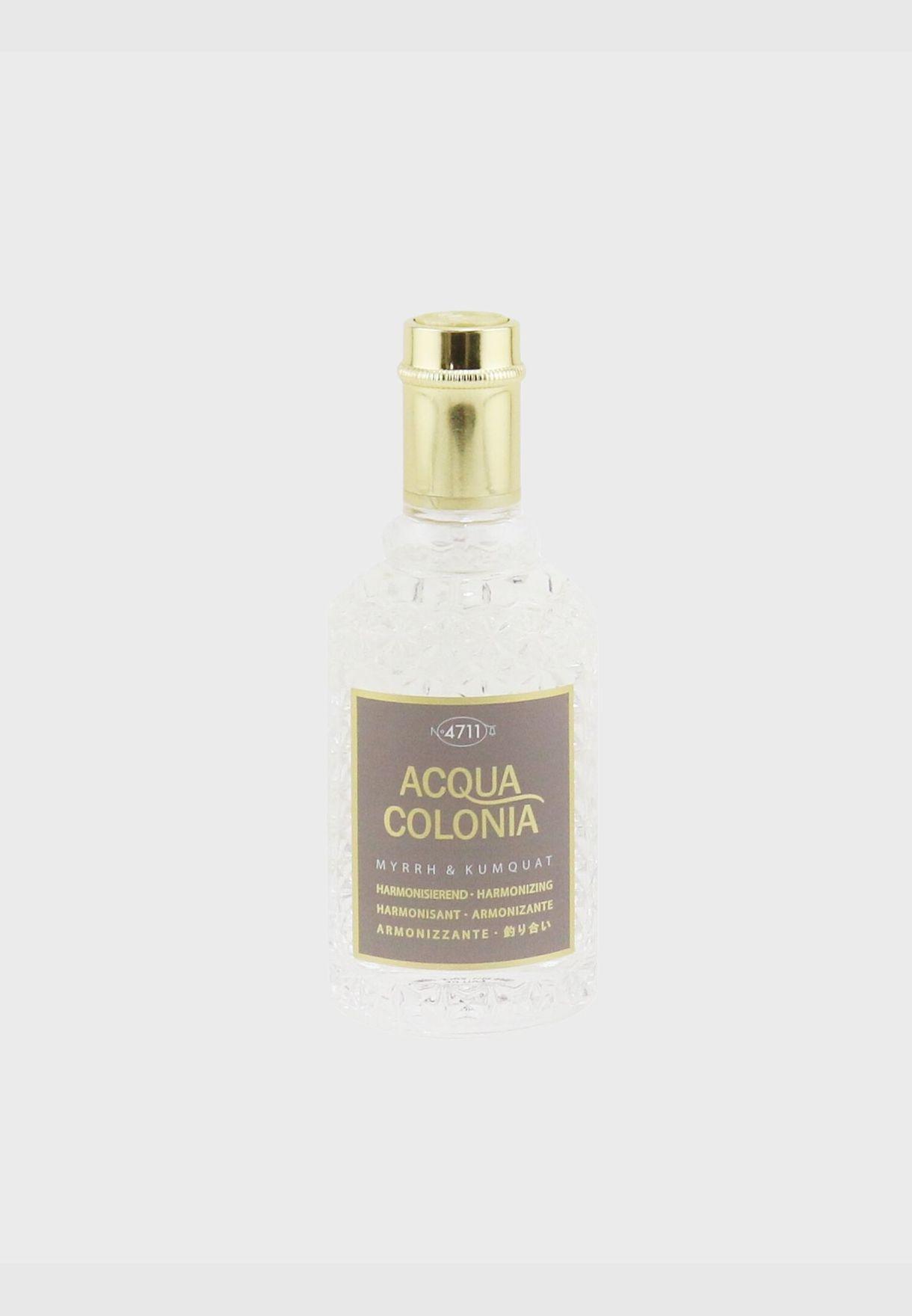 Acqua Colonia Myrrh & Kumquat ماء كولونيا سبراي