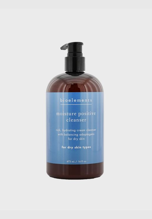Moisture Positive Cleanser (Salon Size, For Very Dry, Dry Skin Types)