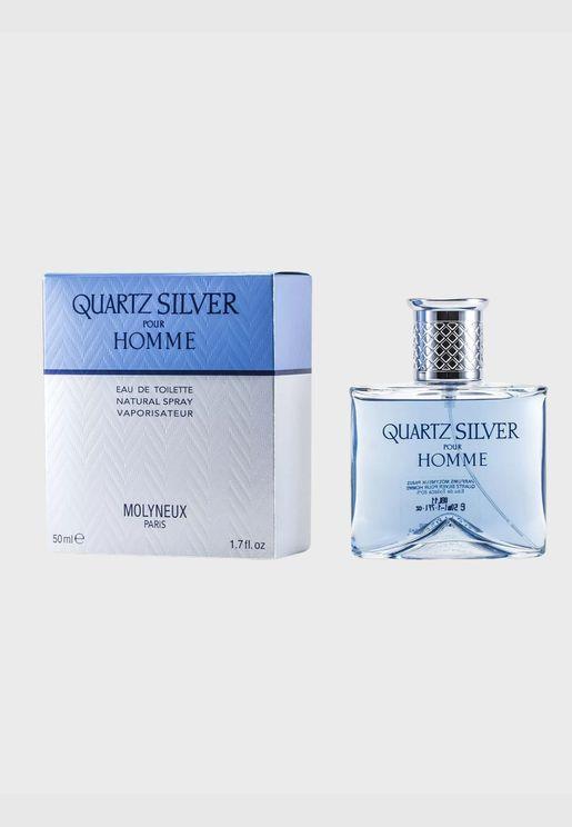 Silver Quartz ماء تواليت بخاخ