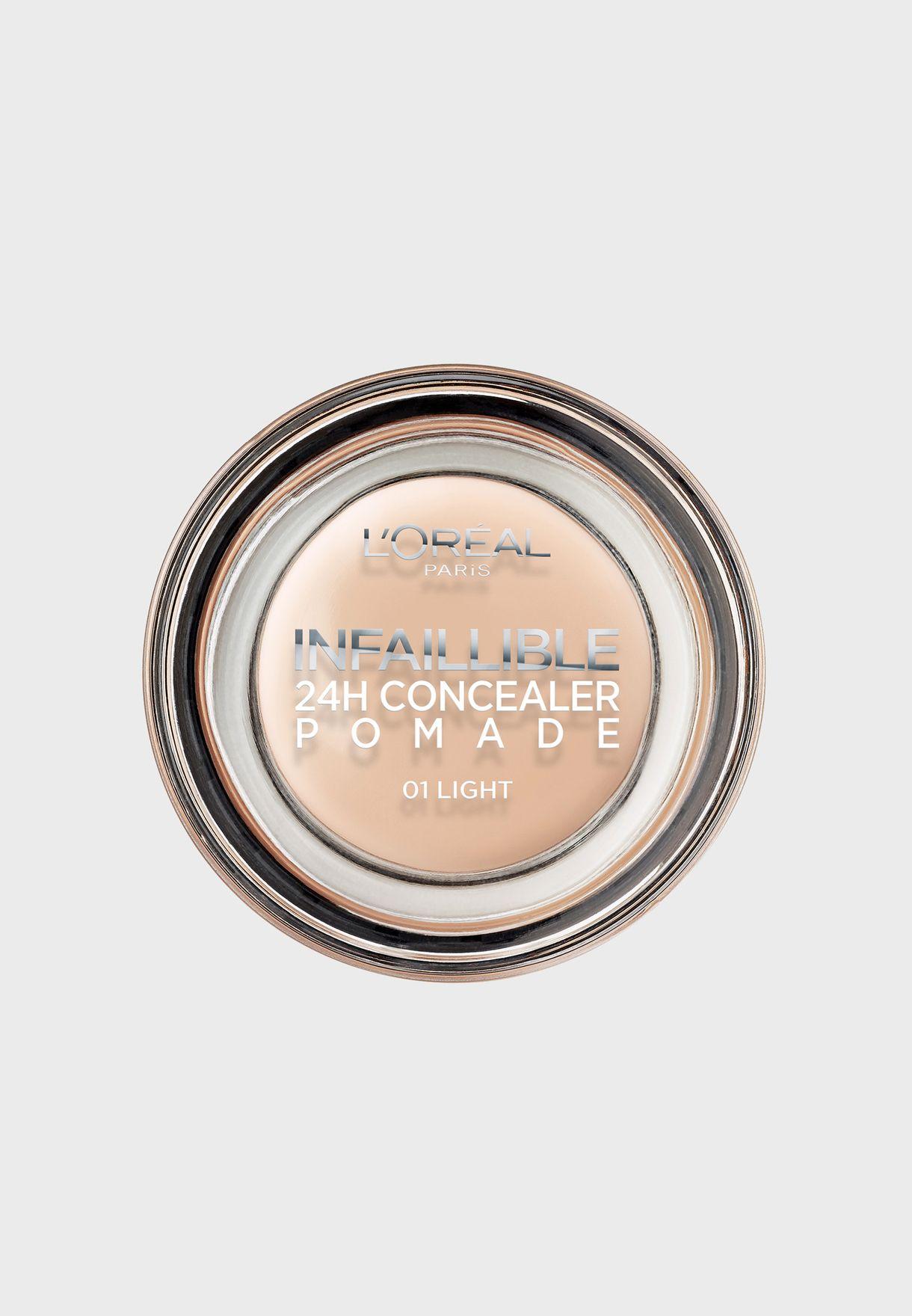 Infallible Concealer Pomade 01 Light