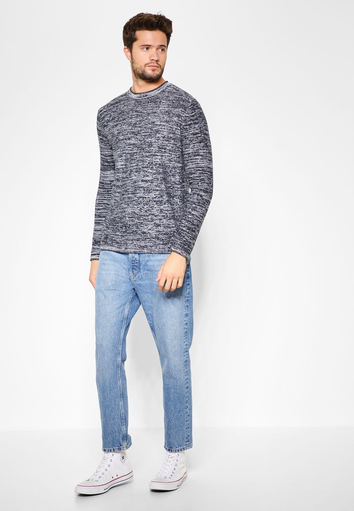 Catre Crew Neck Sweater