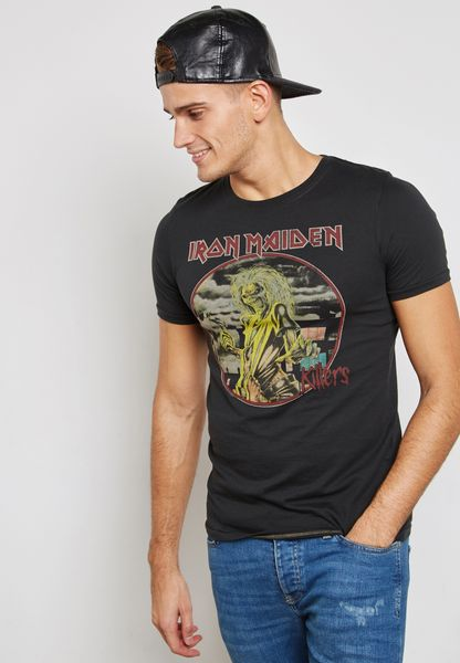 Rock Printed T-Shirt