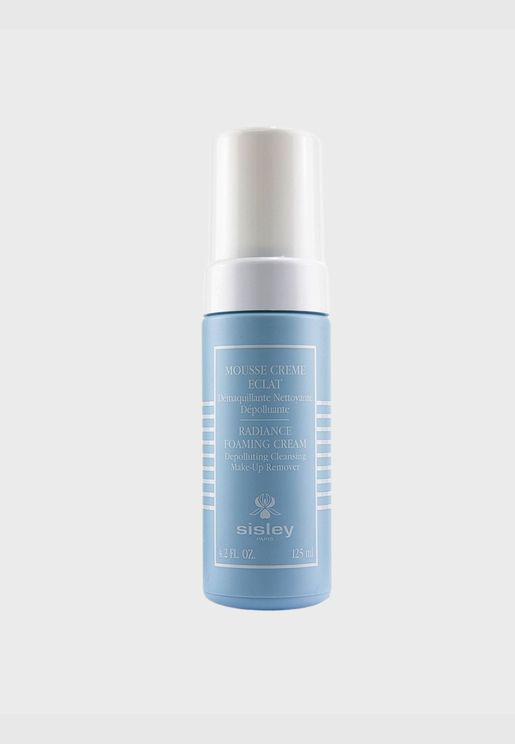 Radiance Foaming Cream Depolluting Cleansing Make-Up Remover