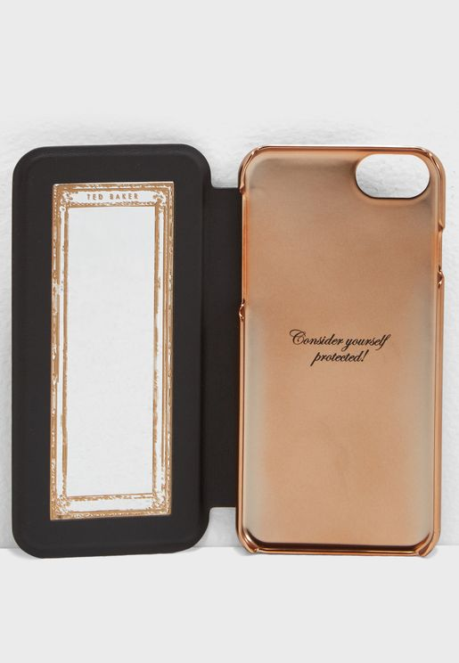Antique Tranquility iPhone 6/6s/7/8 Mirror Case