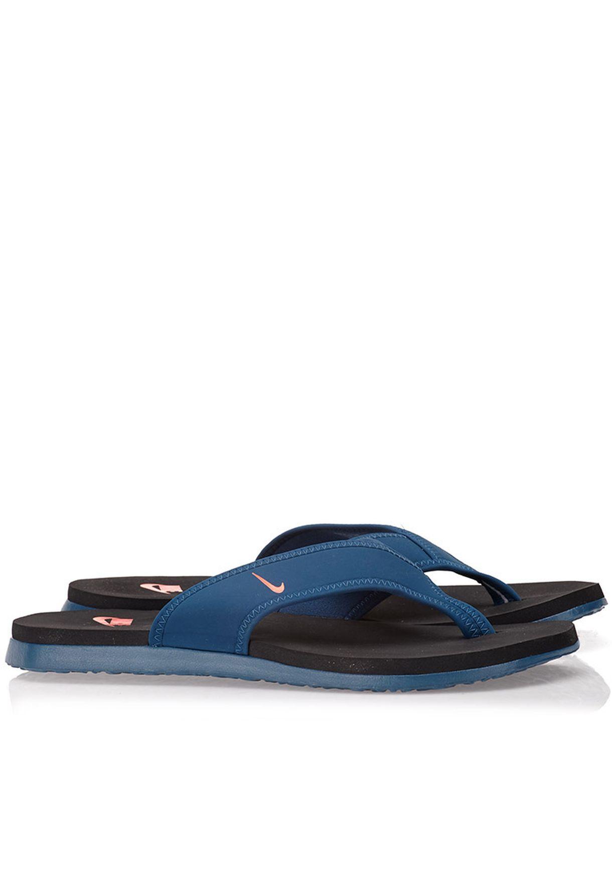 5735dbd49884 Shop Nike blue Celso Thong Plus 307812-420 for Men in UAE - NI727SH28NXF