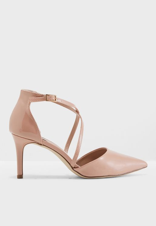 Elsa Heeled Pumps