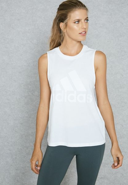 Essential Solid Tank Top