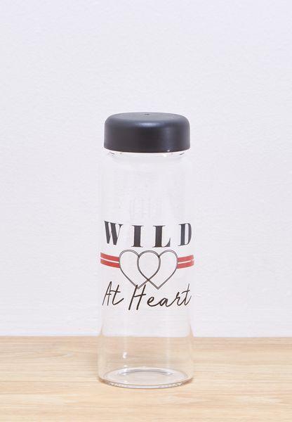Wild At Heart Water Bottle 450ml