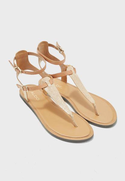 Montecucco Flat Sandals