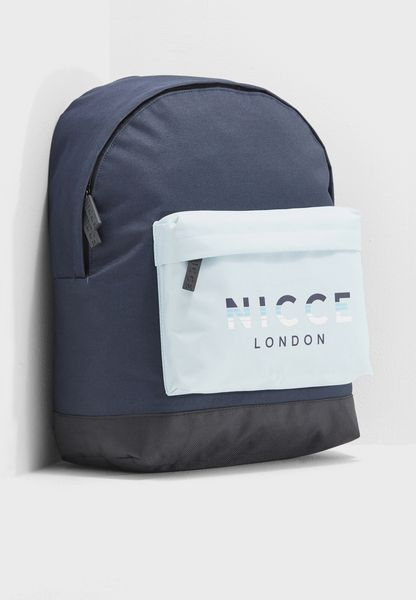 Straped Backpack