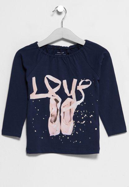 Little Tenta Animal Embroidery Sweatshirt