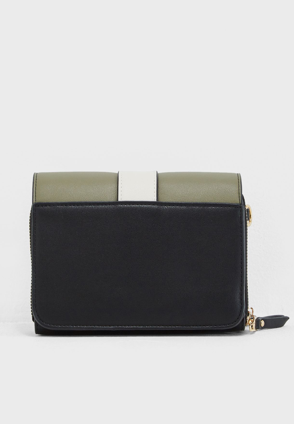 Colourblock Crossbody