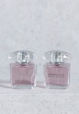 Versace Bright Crystal 2X 30Ml Edt