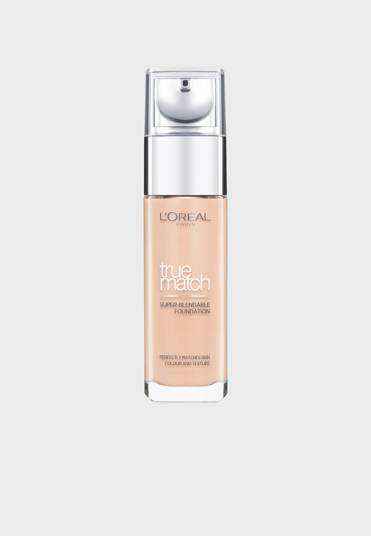 True Match Liquid Foundation 5D5W