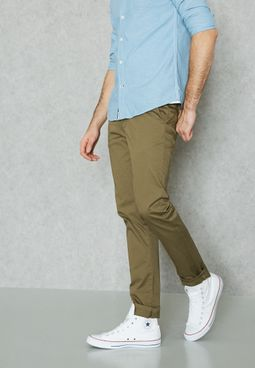 Capers Chinos