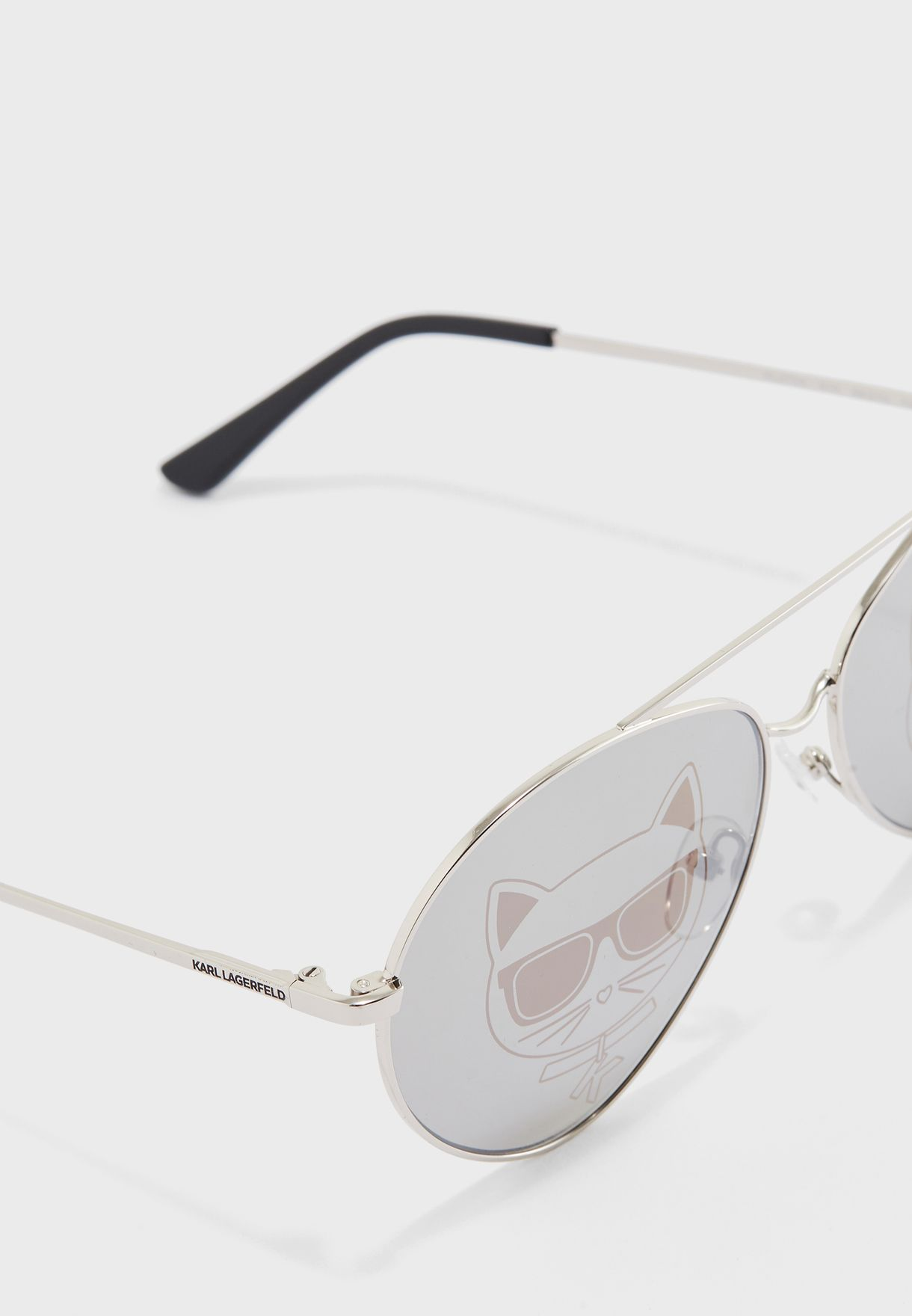 KL275S Oval Sunglasses