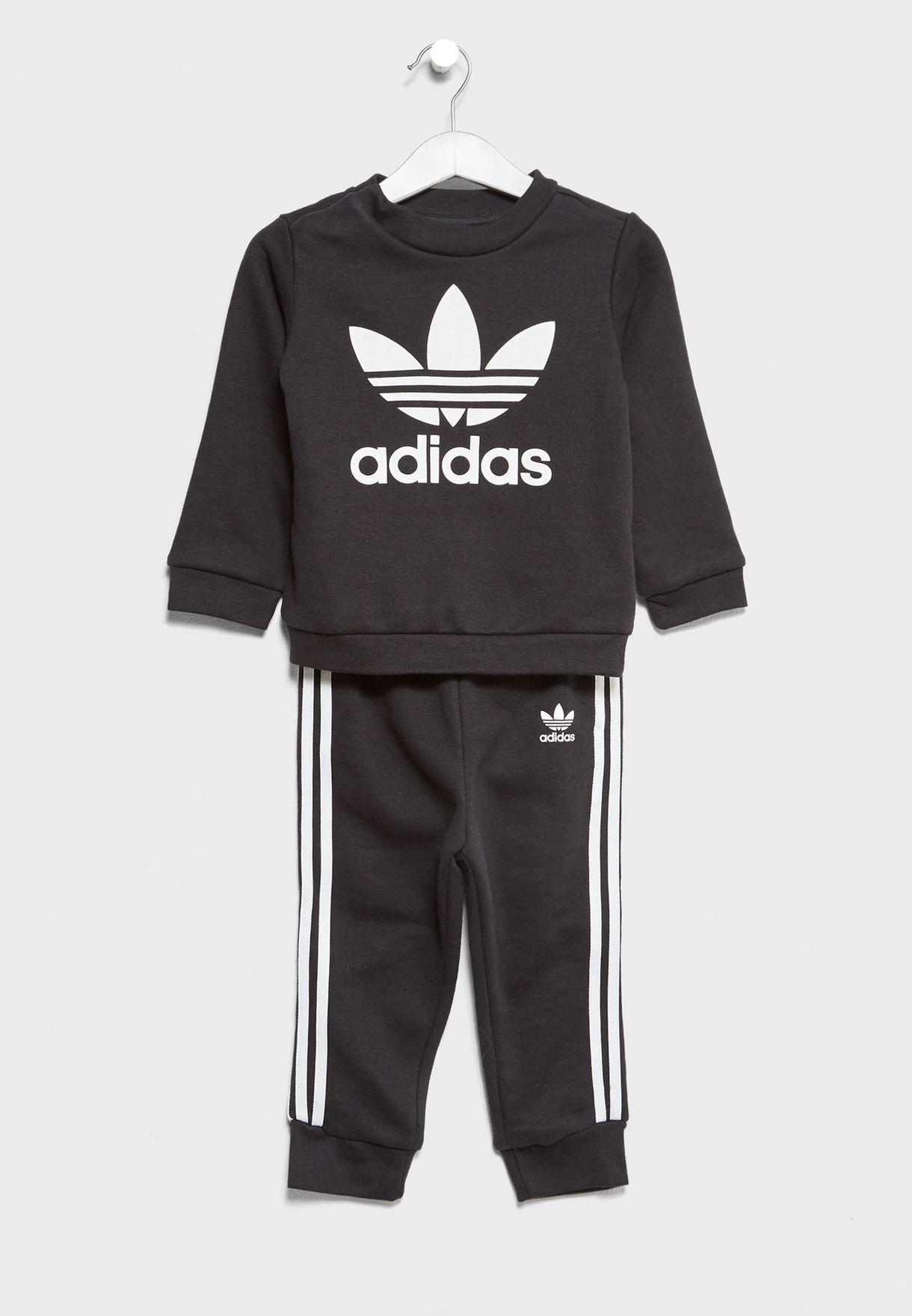 Infant Trefoil Joggers Set