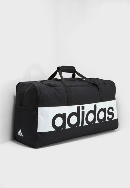 Large Linear Duffel With Gymsack
