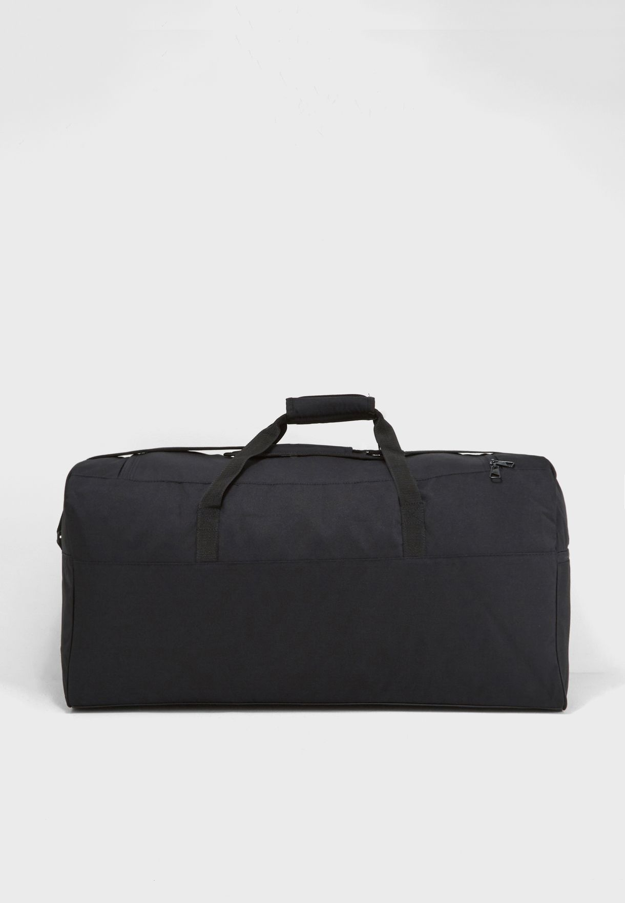 8758902bc6a2 Shop adidas black Large Linear Performance Duffel S99964 for Men in ...